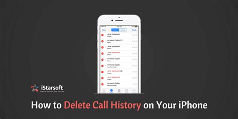 How to Delete Call History on Your iPhone Permanently
