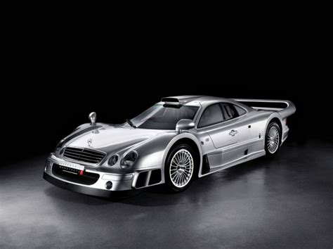 Rare Mercedes-Benz CLK GTR Coupe and Roadster Up for