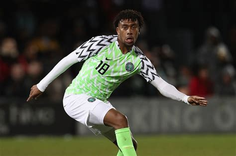 Nigeria kit: The inspiration behind record breaking World