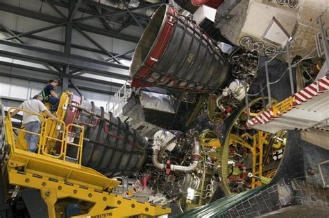 What material(s) is/are the space shuttle main engine(s