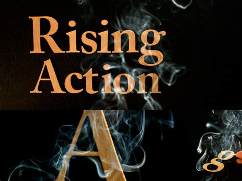 Rising Action | In the Typography course, Digital Design
