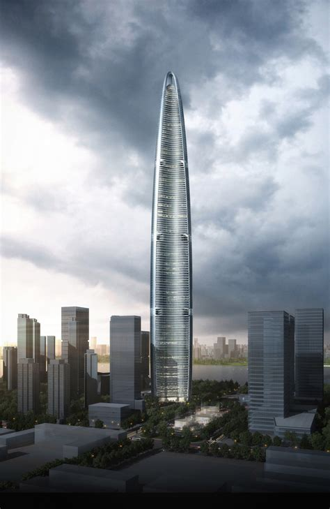 The 10 Tallest Skyscrapers Of The Future | Architecture