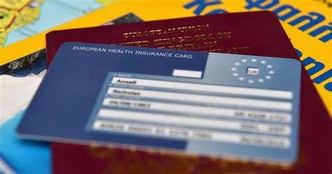 UK launches GHIC healthcare card for travel - but 4