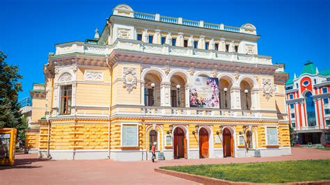 10 famous Russian theaters worth visiting - Russia Beyond