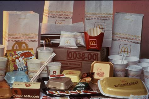 11 photos that show how McDonald's has changed since the