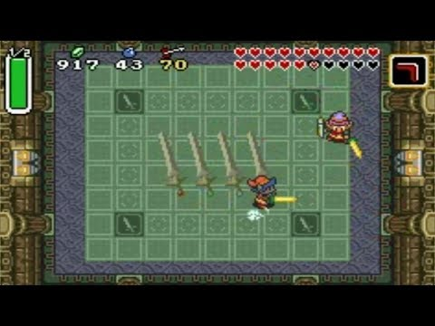 The Legend of Zelda: A Link to the Past (Europe) GBA ROM