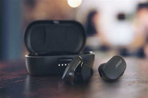 Bose QuietComfort Earbuds - Review 2020 - PCMag Australia