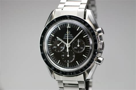 1970 Omega Speedmaster Chronograph Watch For Sale - Mens