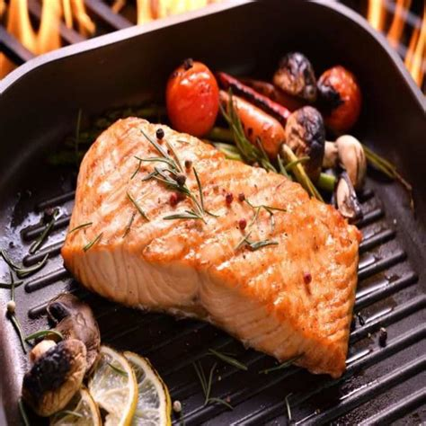 Grilled Fish Steak Recipe: How to Make Grilled Fish Steak