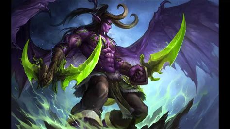 Illidan Hero Examination Heroes of the Storm UNFINISHED