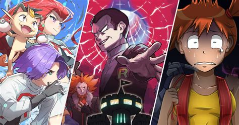 25 Crazy Things Only Superfans Know About Team Rocket From
