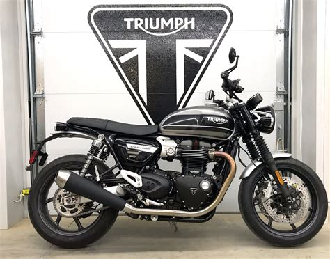 2020 Triumph Speed Twin – Baxter Cycle