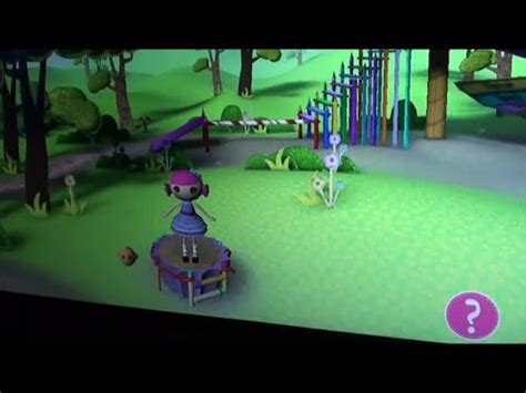 I FOUND A GLITCH in lalaLoopsy 3D Land computer game