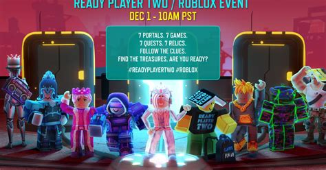 Roblox is hosting a Ready Player Two treasure hunt inside