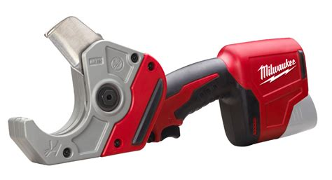 Milwaukee pipe cutter C12 PPC plastic pipes   Prices here