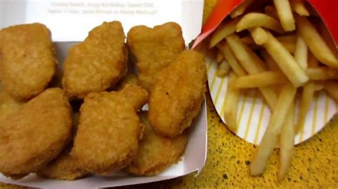 McDonald's Chicken McNuggets & French Fries Market Street