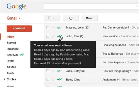 Mailtrack for Gmail Alternatives and Similar Software