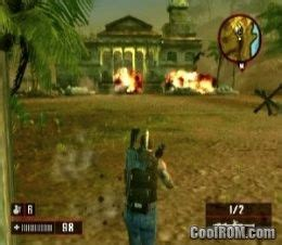 Mercenaries 2 - World in Flames ROM (ISO) Download for