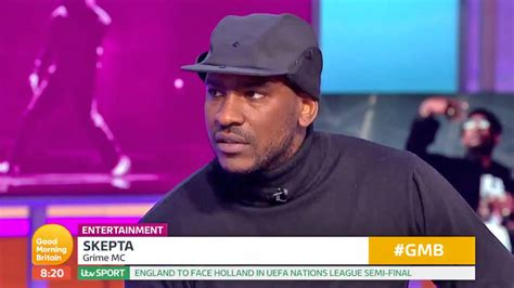 Skepta's D-Day Comments During GMB Appearance Receive Huge