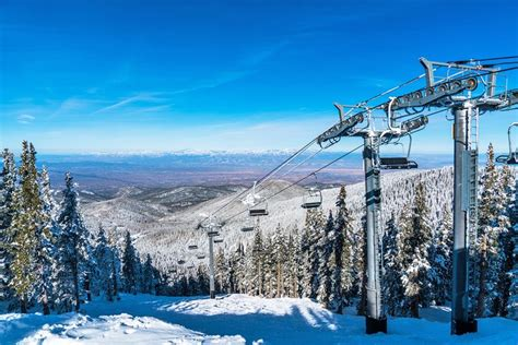 8 Best Ski Resorts in New Mexico | PlanetWare