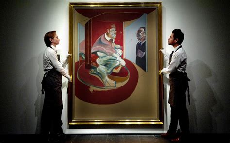 'Lost' Francis Bacon painting of the Pope and George Dyer