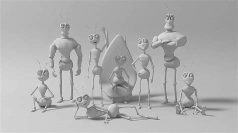 Ant's Ambition - Graduation Project on Behance