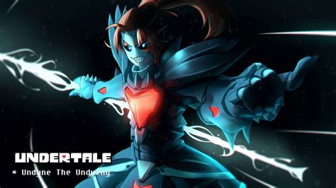 Undertale: Undyne The Undying (Epic Orchestral Suite by