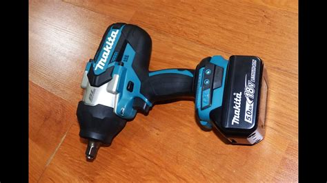 unboxing: Makita DTW1002Z impact wrench - YouTube