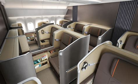 Singapore Airlines unveils next generation of cabin