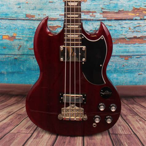 Epiphone EB-3 SG Bass Cherry (Pre-Owned)