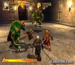 Forever Kingdom ROM (ISO) Download for Sony Playstation 2