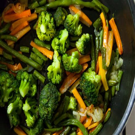 Mixed Vegetable Salad Recipe: How to Make Mixed Vegetable