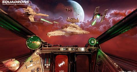 Star Wars: Squadrons preview: chaotic, exhilarating, and