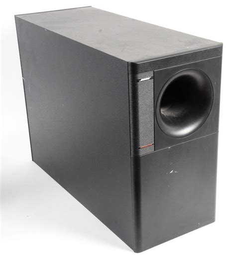 Bose Acoustimass 700 Home Theater Speaker System   EBTH