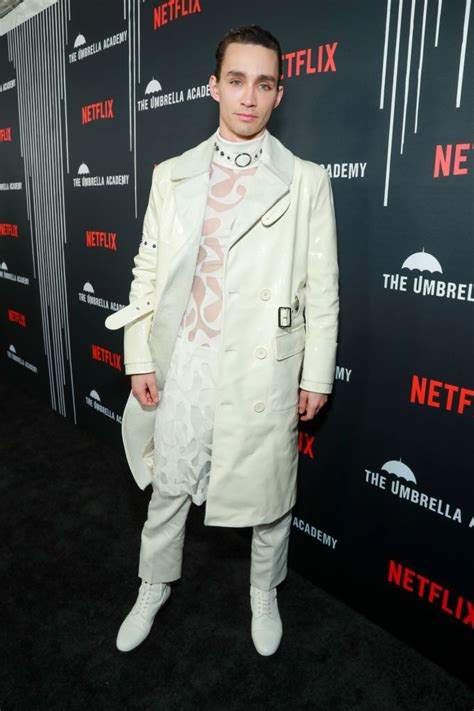 """Robert Sheehan attends the premiere of Netflix's """"The"""
