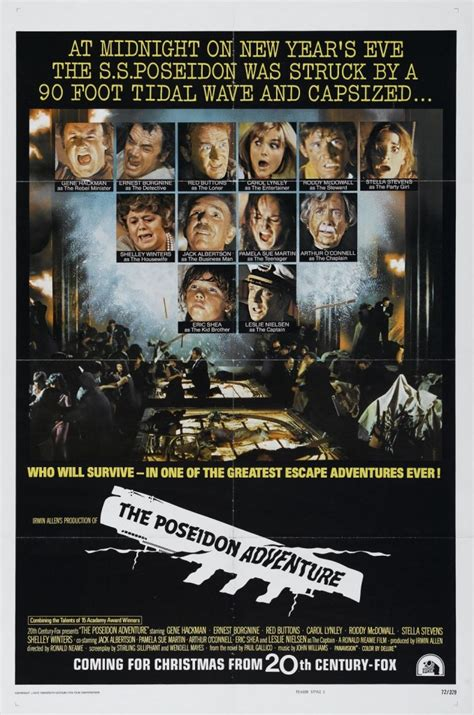 Review from the Vault: The Poseidon Adventure (1972